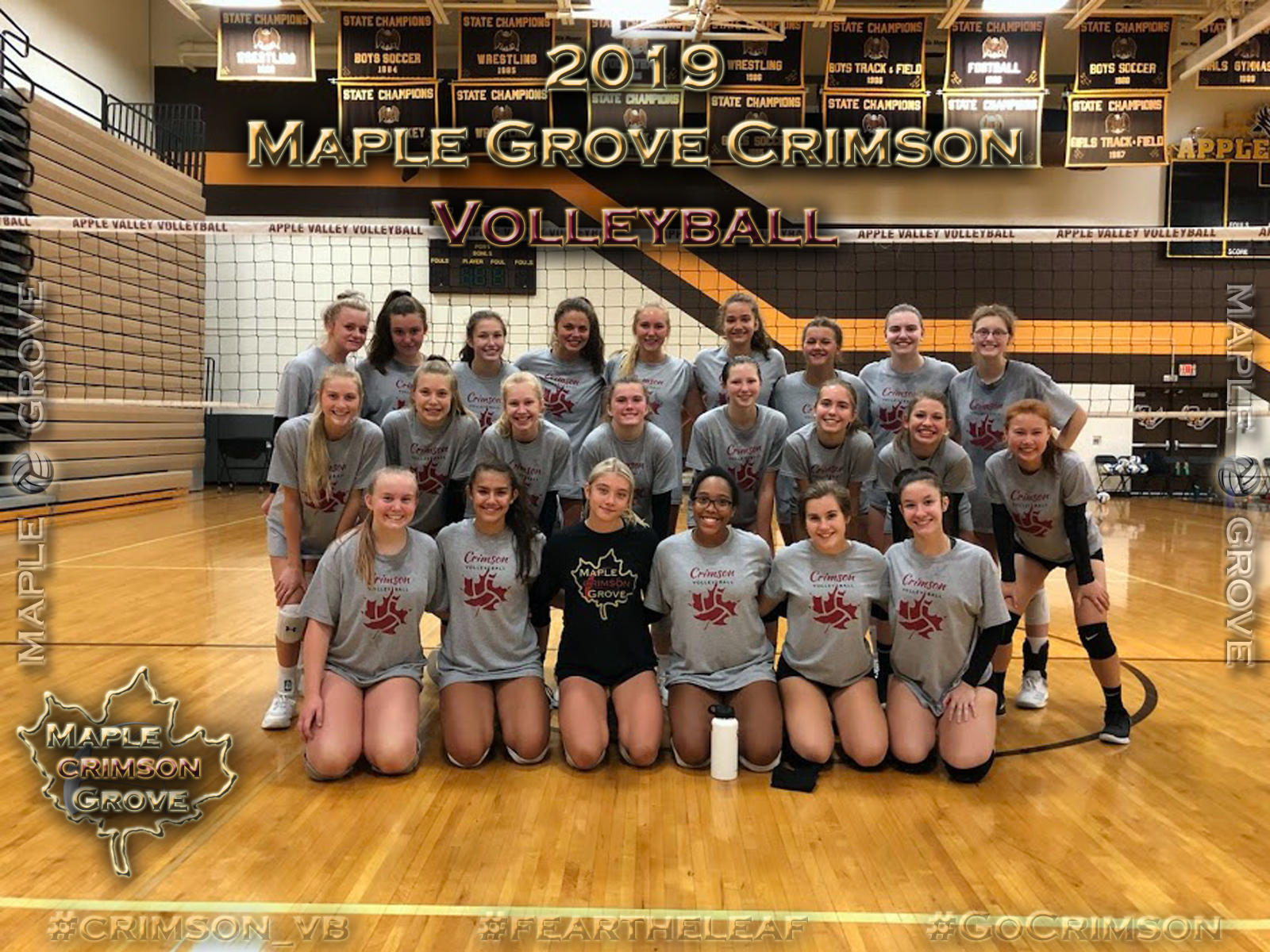 2019 Apple Valley Scrimmage